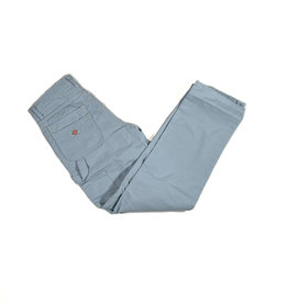 DICKIES DICKIES SUSTAINABLE WASHED UTILITY PANTS - STONEWASHED FOG BLUE