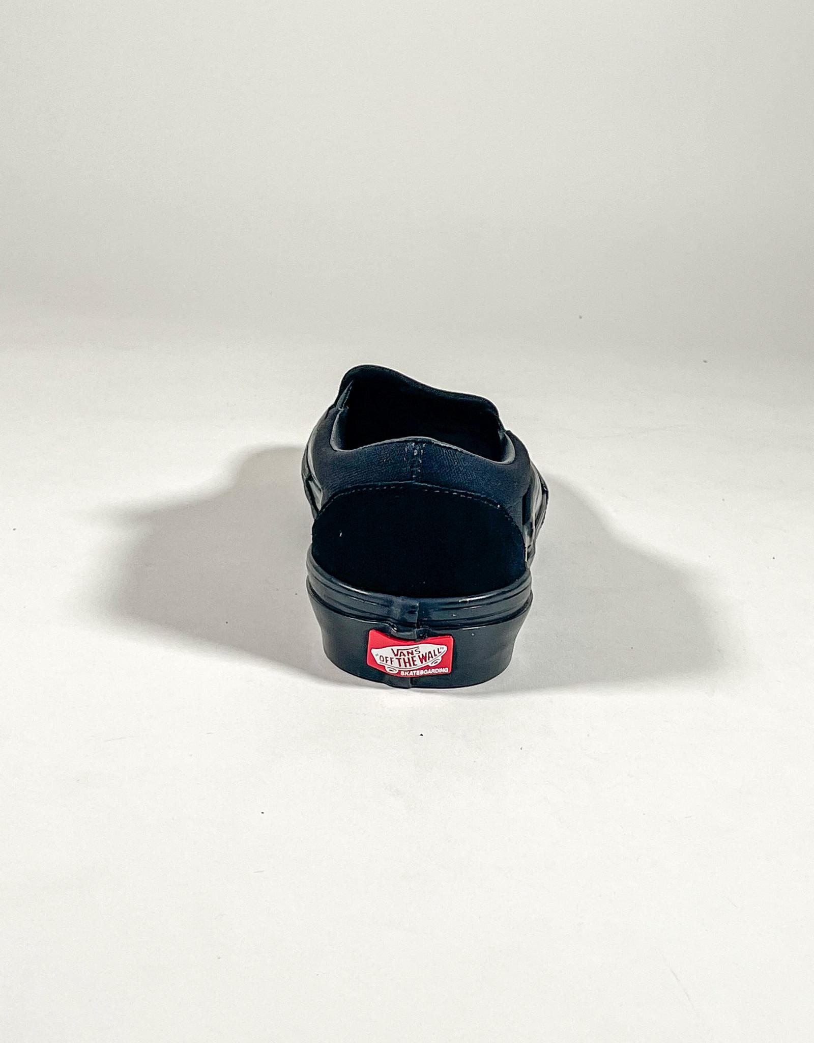 VANS VANS SKATE SLIP ON - BLACK/BLACK
