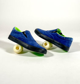 NIKE NIKE SB ZOOM VERONA SLIP X LEO BAKER BLUE VOID/BLACK-BLUE VOID-ELECTRIC GREEN