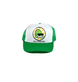 GLABOE GLABOE FOREAL HAT - GREEN