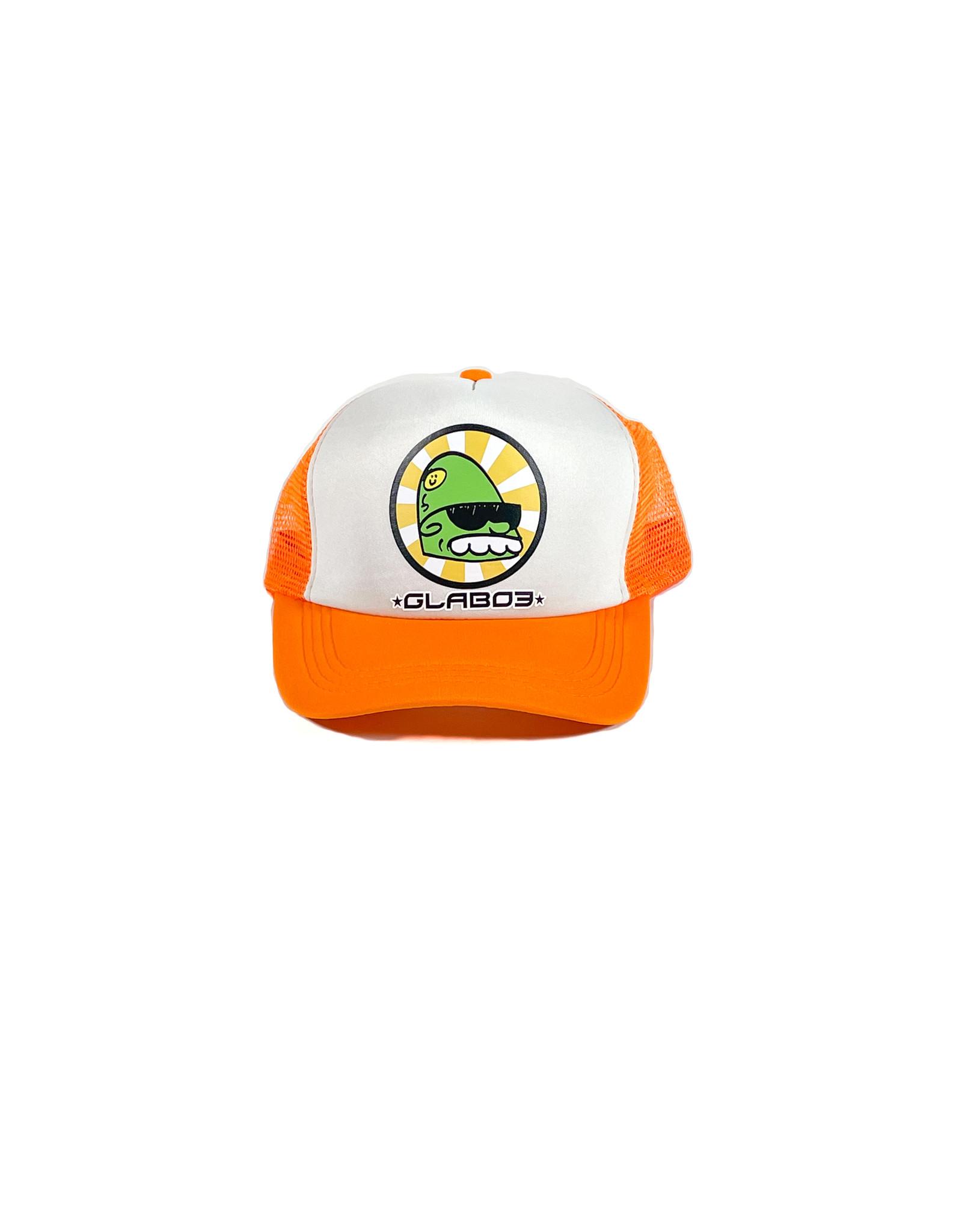 GLABOE GLABOE FOREAL HAT - ORANGE