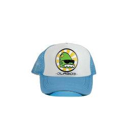 GLABOE GLABOE FOREAL HAT - BABY BLUE
