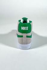 NIKE NIKE SB ZOOM BLAZER MID WHITE/LUCKY GREEN-WHITE-COCONUT MILK