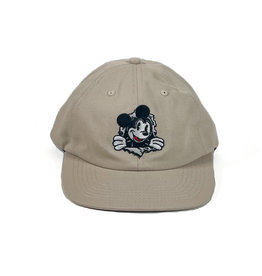 KINGSWELL KINGSWELL MOUSE RIPPER 6 PANEL HAT - SAND