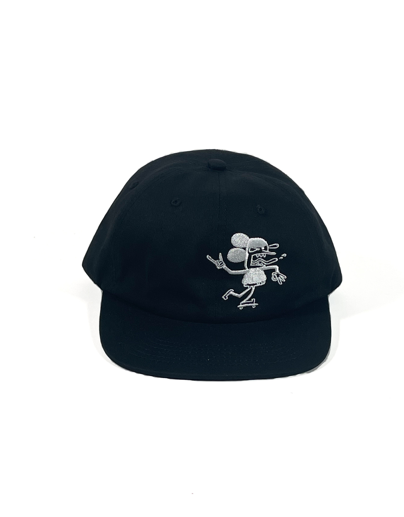 KINGSWELL KINGSWELL SKETCHY MOUSE HAT - BLACK