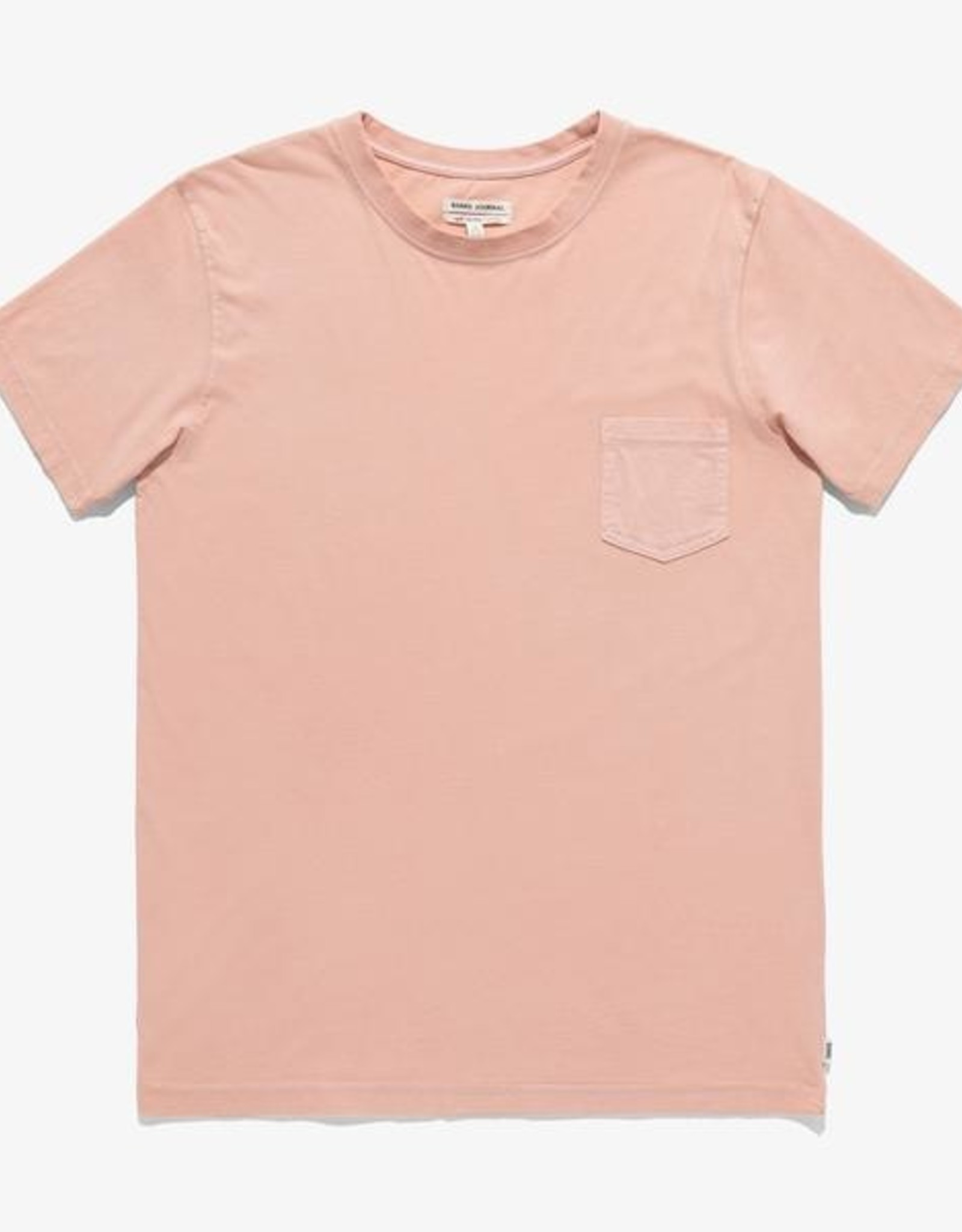 BANKS JOURNAL BANKS JOURNAL PRIMARY CLASSIC TEE - PINK IVORY
