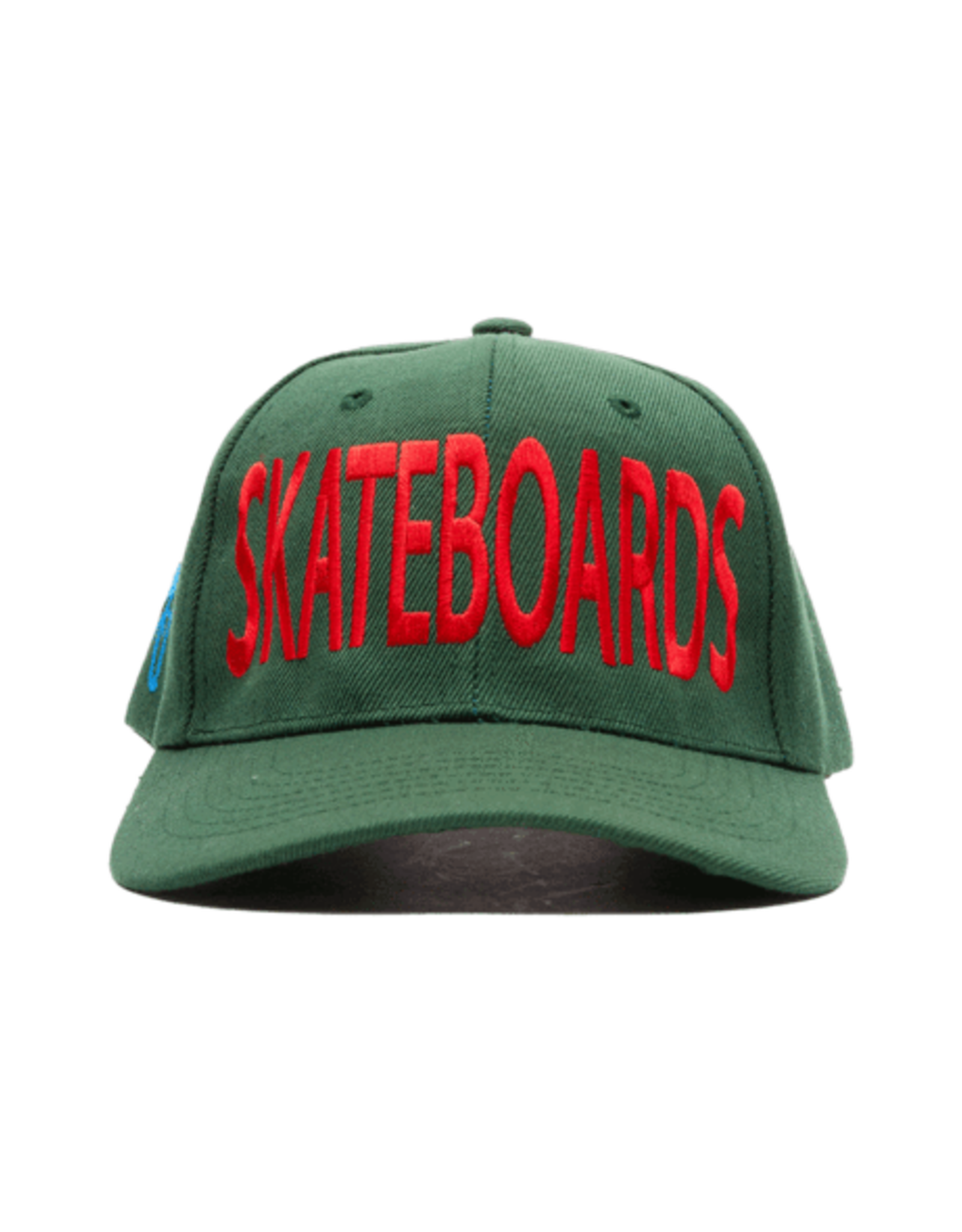 CORPORATE SKATEBOARDS CORPORATE LOOK AT ME BITCH HAT - GREEN