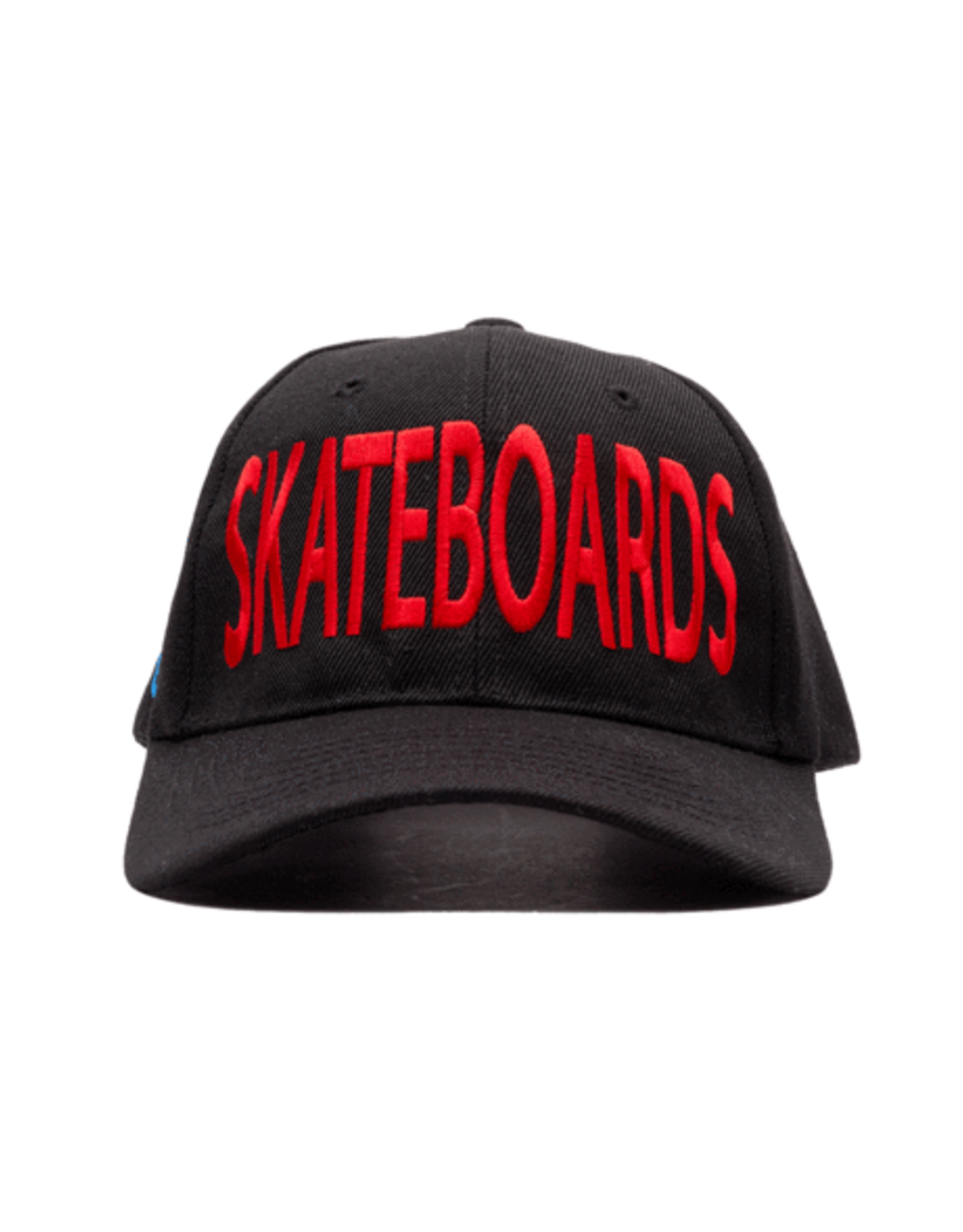 CORPORATE SKATEBOARDS CORPORATE LOOK AT ME BITCH HAT - BLACK
