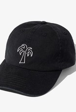 BANKS JOURNAL BANKS JOURNAL OFF THE GRID HAT - DIRTY BLACK