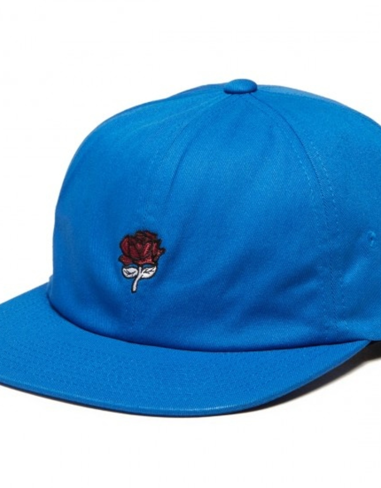 VANS 66 CHAMPS JOCKEY HAT - DRESS BLUE