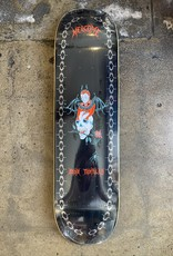 WELCOME SKATEBOARDS WELCOME RYAN TOWNLEY ANGEL ON ENENRA DECK (BLACK/SILVER PRISM) - 8.5