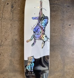 WELCOME SKATEBOARDS WELCOME NORA VASCONCELLOS FAIRY TALE ON WICKED QUEEN DECK (BONE/PRISM) - 8.625