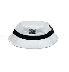 KINGSWELL KINGSWELL SKATESTORE BUCKET HAT - WHITE