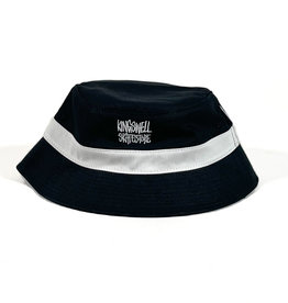 KINGSWELL KINGSWELL SKATESTORE BUCKET HAT - BLACK