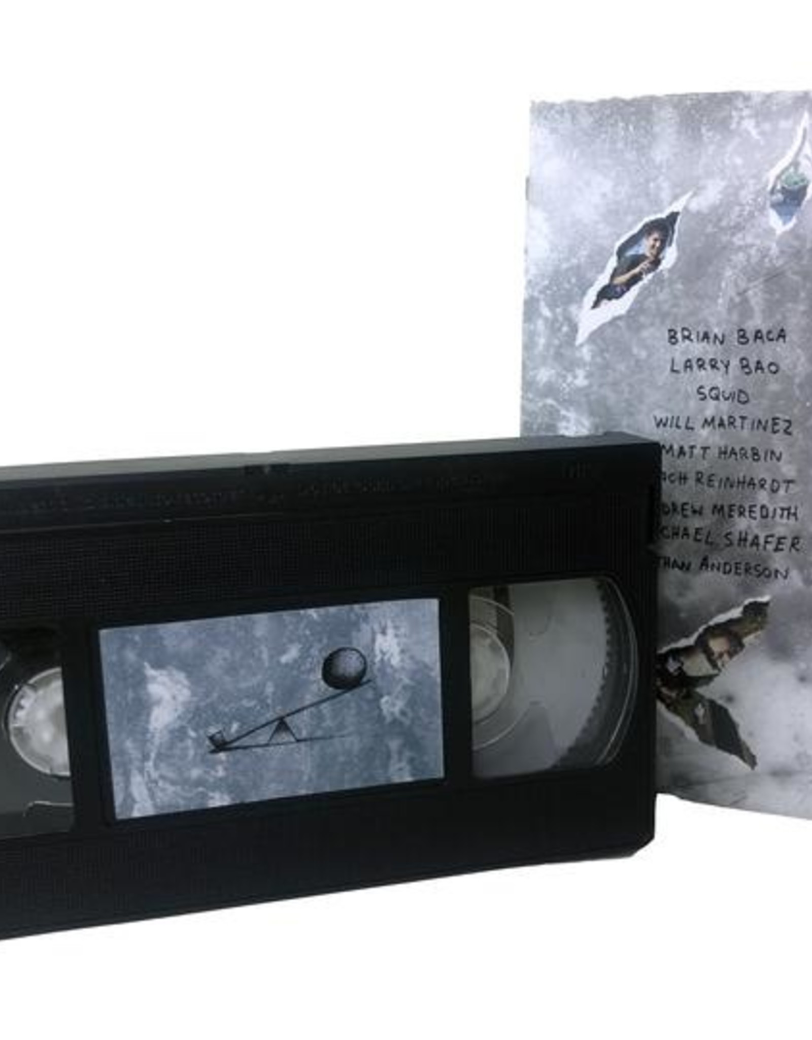 LESS THAN LOCAL LESS THAN LOCAL LESS IS MORE VHS