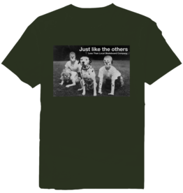 LESS THAN LOCAL LESS THAN LOCAL OLIVE OTHERS SHIRT