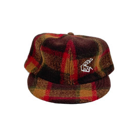 LESS THAN LOCAL LESS THAN LOCAL BURNT FLANNEL HAT