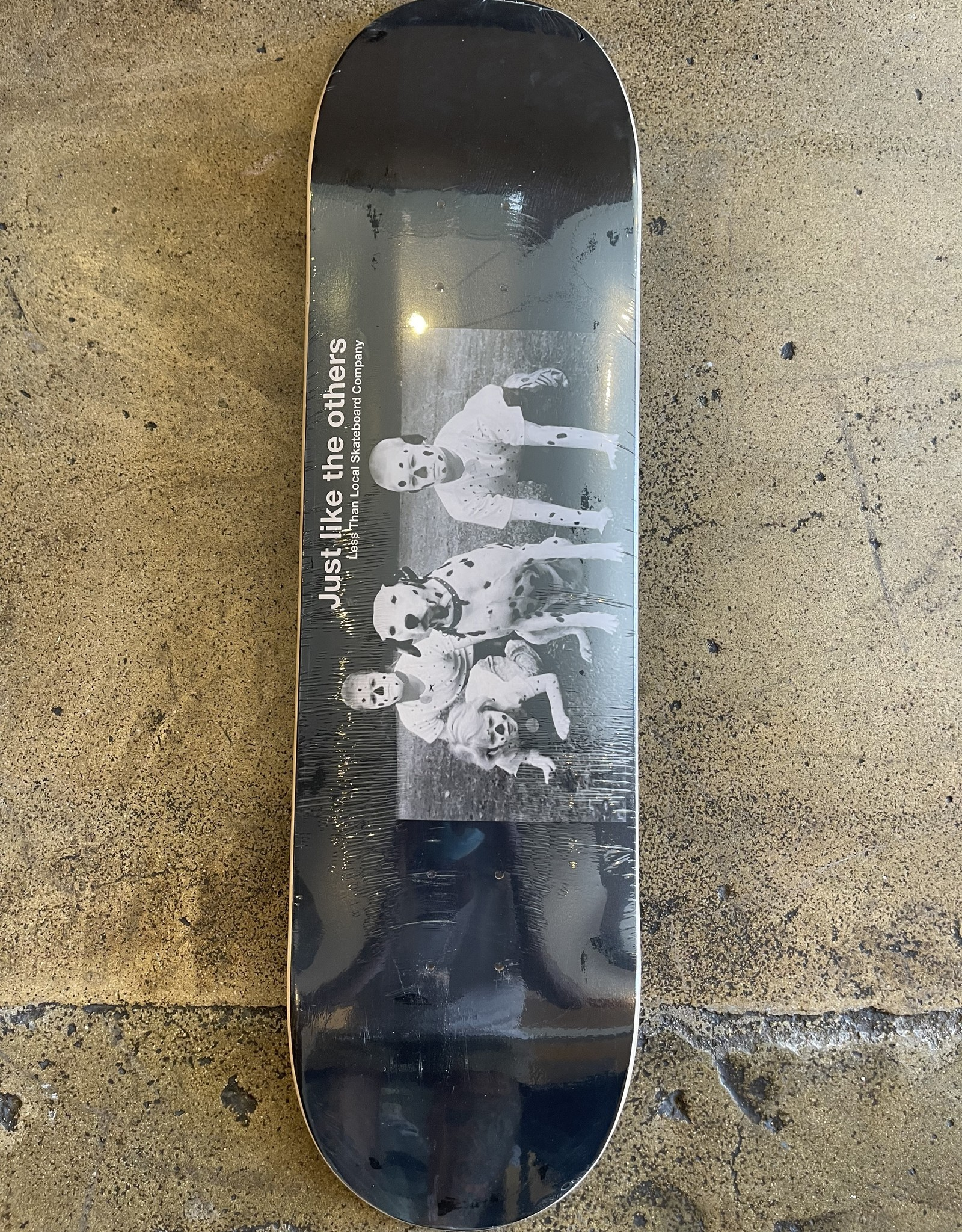 LESS THAN LOCAL LESS THAN LOCAL OTHERS DECK - (ALL SIZES)