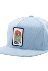 HOCKEY ARIA 5-PANEL HAT - LIGHT BLUE