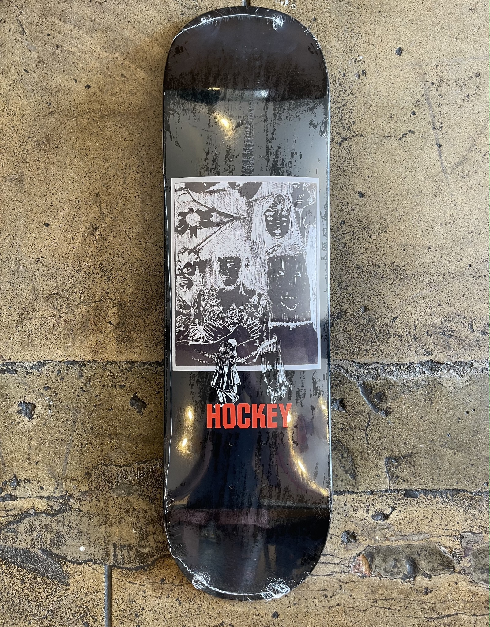 HOCKEY KEVIN RODRIGUES ROSIE DECK  - (ALL SIZES)