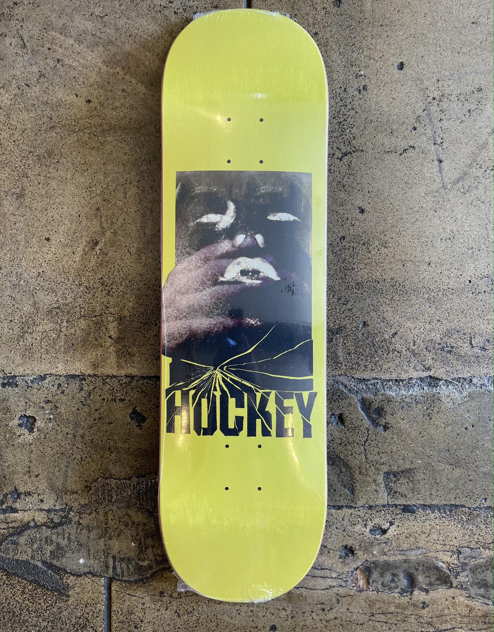 HOCKEY MAC DECK (YELLOW) - (ALL SIZES)