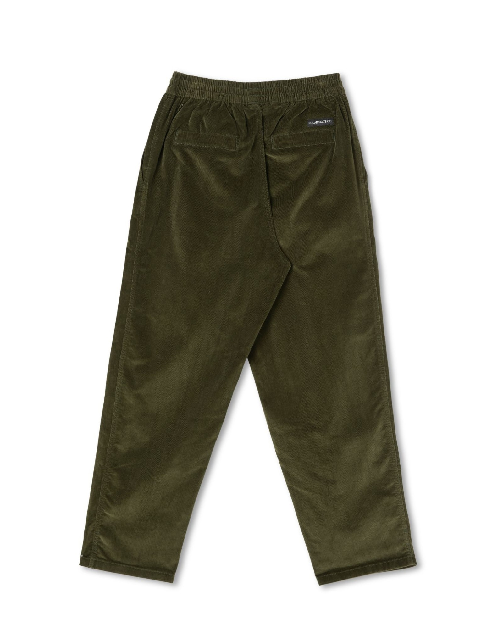 POLAR CORD SURF PANTS - UNIFORM GREEN