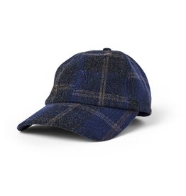 POLAR WOOL STROKE LOGO CAP - BLUE