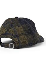 POLAR WOOL STROKE LOGO CAP - GREEN