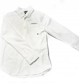 NIKE KINGSWELL X NIKE L/S BUTTON - WHITE