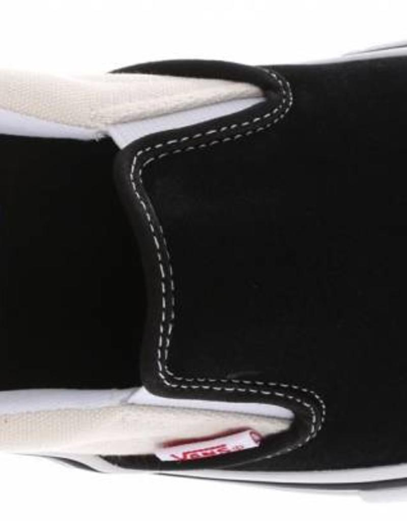 VANS VANS SLIP ON PRO - BLACK/WHT/WHT