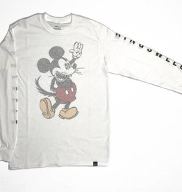 WOLVES KILL SHEEP WOLVES KILL SHEEP X KINGS MICKEY L/S TEE