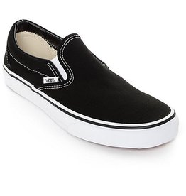 VANS VANS CLASSIC SLIP ON - BLACK