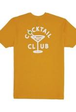 GOOD WORTH GOOD WORTH COCKTAIL CLUB TEES