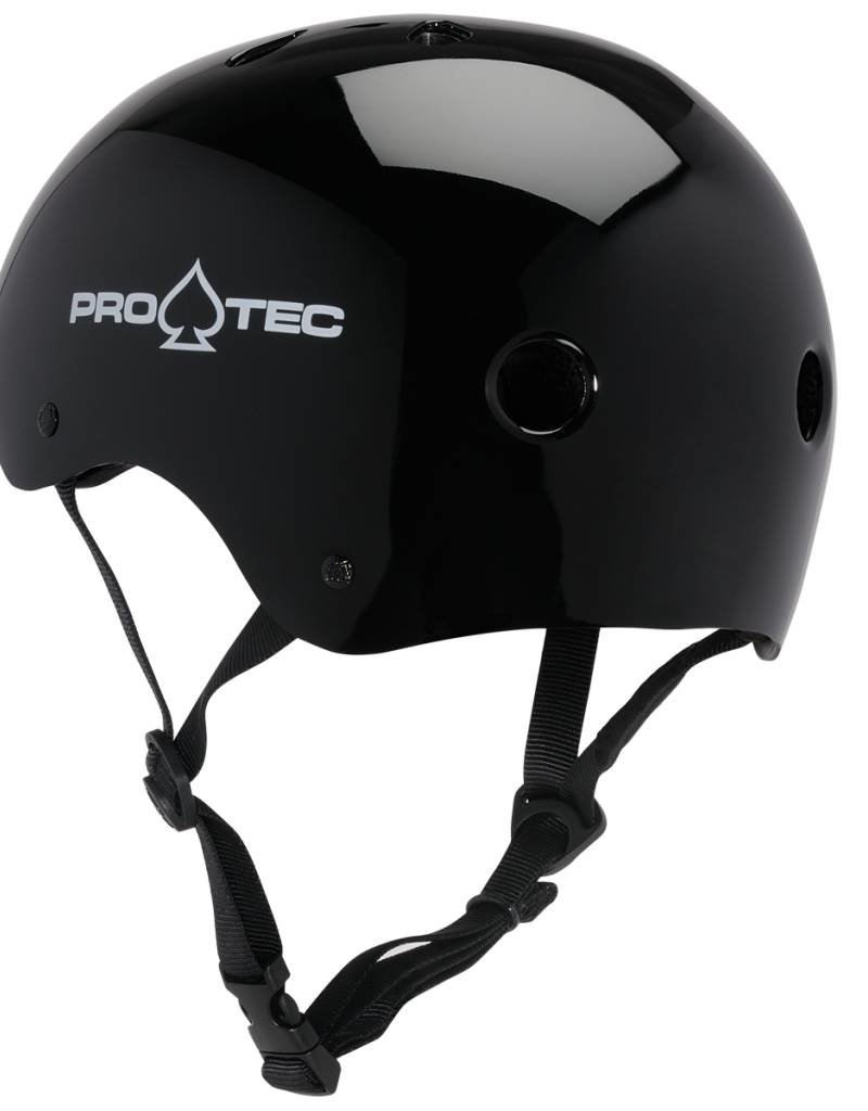PRO-TEC CLASSIC HELMET MEDIUM - BLACK