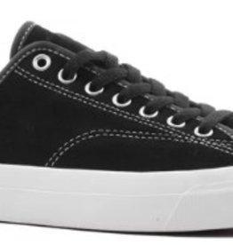 CONVERSE CONVERSE JP PRO OX SUEDE - BLACK BLACK WHITE b95082c36