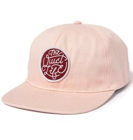 QUIET LIFE QUIET LIFE DAY LOGO HAT - DUSTY PEACH