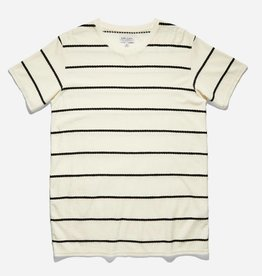 BANKS JOURNAL BANKS SLOWDOWN TEE - OFF WHITE