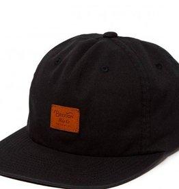 BRIXTON BRIXTON GRADE 2 UC SNAPBACK HAT - BLACK