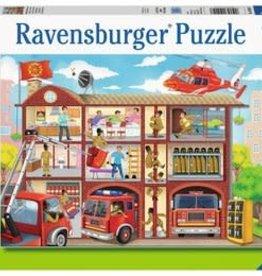 Ravensburger Firehouse Frenzy XXL 100pc