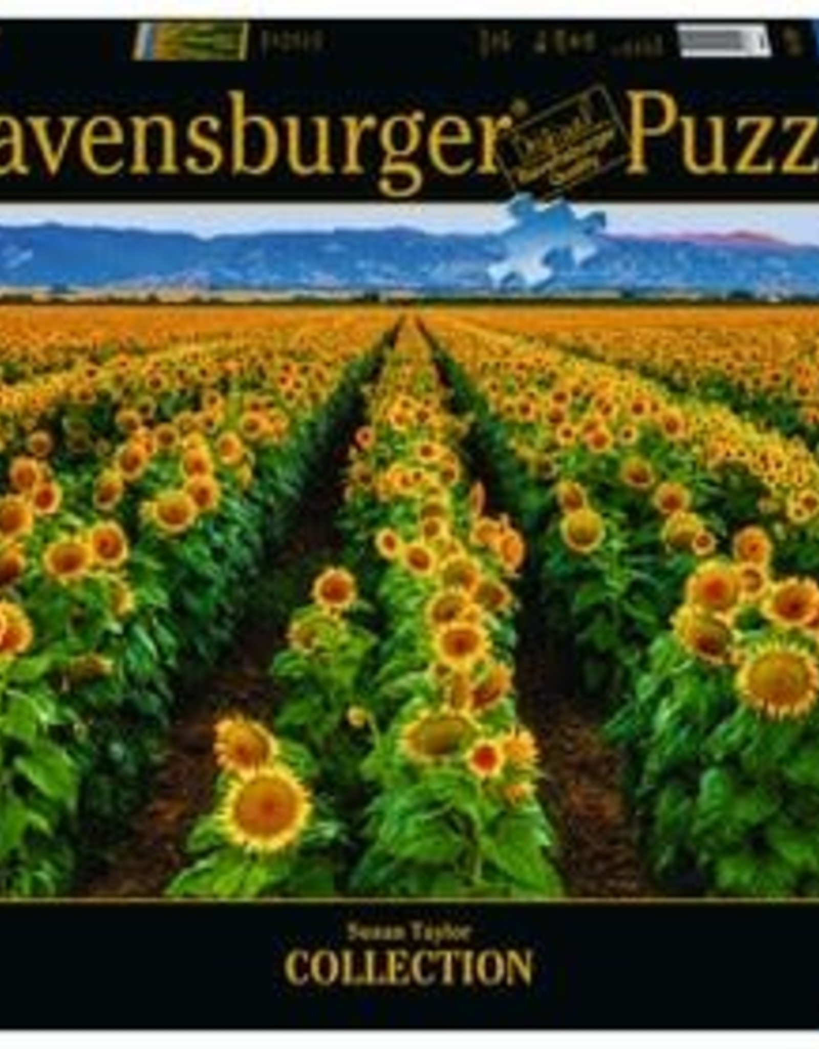 Ravensburger Fields of Gold 1000pc Puzzle