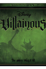 Ravensburger Villainous: Wicked to the Core Board Game