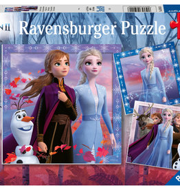Ravensburger Disney Frozen 2 The Journey Starts (3 x 49pc)