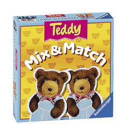 Ravensburger Teddy Mix & Match Game