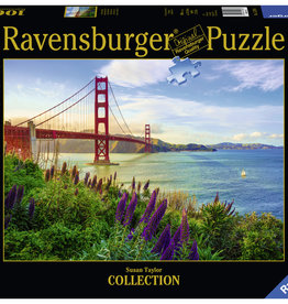 Ravensburger Golden Gate Sunrise 1000pc