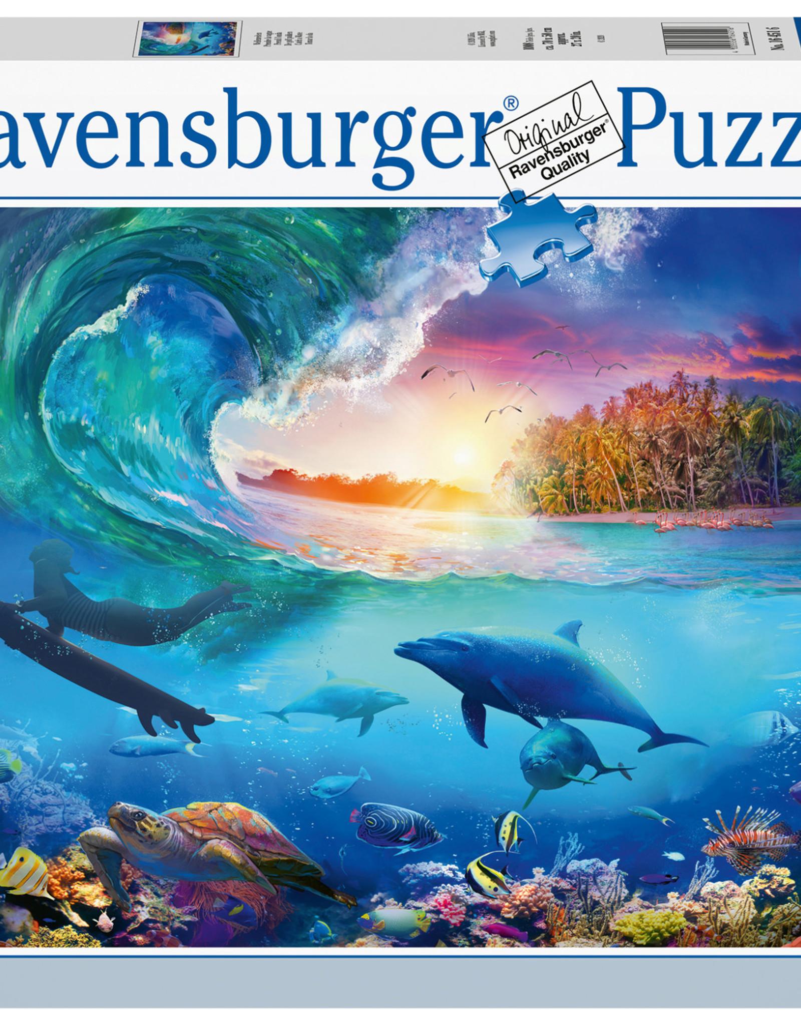 Ravensburger Catch a Wave 1000pc Puzzle
