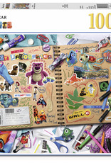 Ravensburger Disney Pixar Scrapbook 1000pc Puzzle
