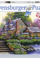 Ravensburger Romantic Cottage 1000pc Puzzle