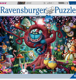Ravensburger Most Everyone is Mad 1000pc