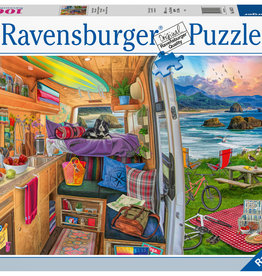 Ravensburger Rig Views 1000pc