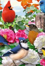 Ravensburger Garden Birds 500pc Puzzle